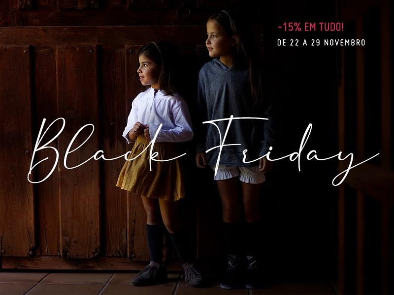 Black Friday 2019 na Pisamonas! As melhores ofertas da semana em sapatos para criança estão aqui!