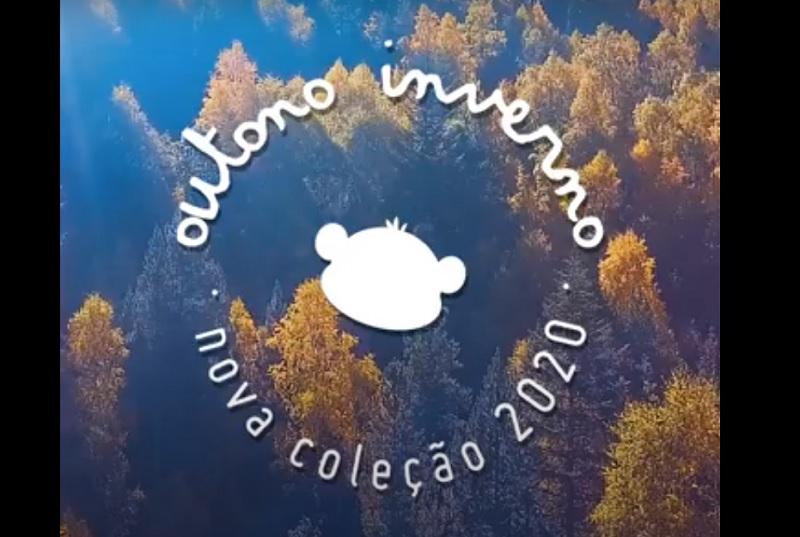 VÍDEO DA NOVA COLEÇÃO OUTONO INVERNO 2020 DA PISAMONAS!