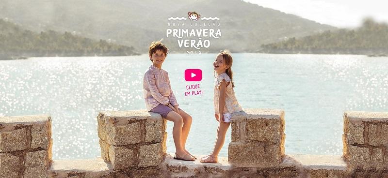 JÁ AQUI ESTÁ O VÍDEO DA NOVA COLEÇÃO PRIMAVERA VERÃO 2019 DA PISAMONAS!