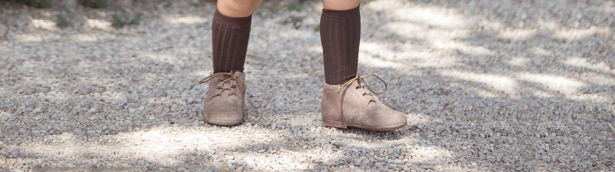 Sapatos Estilo Inglês