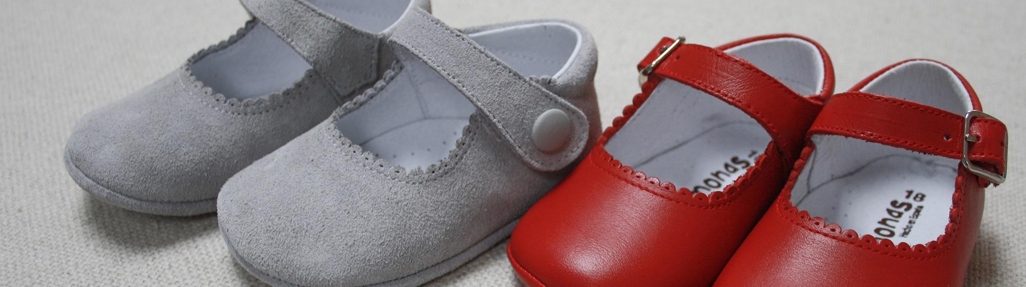 Sapatos menina - merceditas