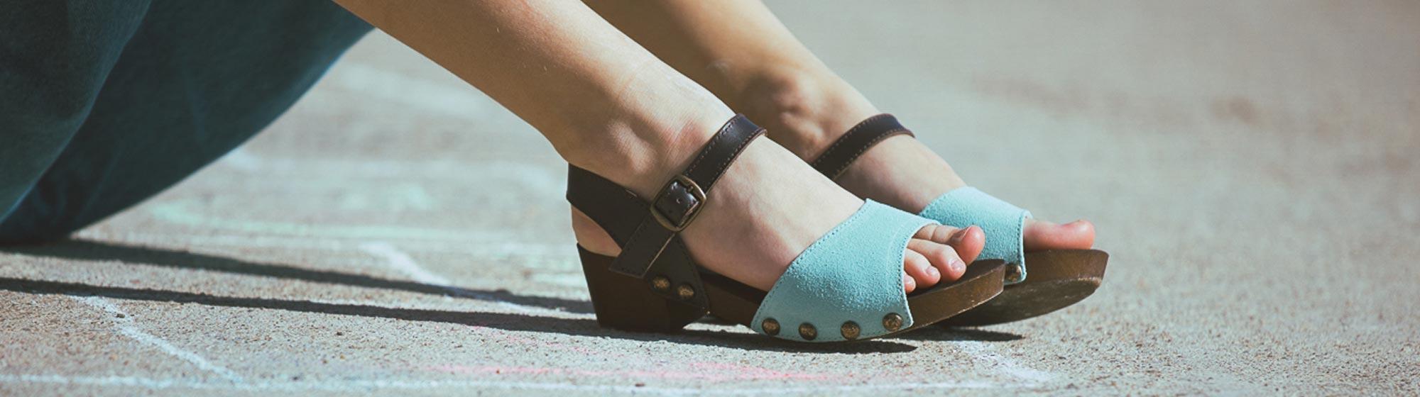 Sandálias e Chinelos Mulher | Loja Online Pisamonas