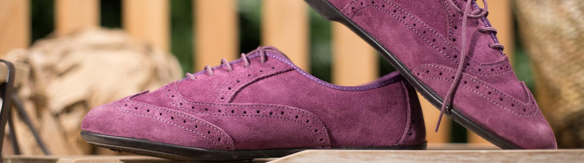 Sapatos Blucher