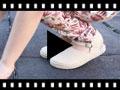 Video from Alpargatas Menina com fivela