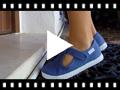 Video from Sapato Pepito com Velcro sola ténis