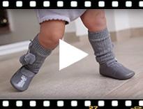 Video from Sapato Mercedita Bebé Verniz Fivela