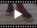 Video from Sapatos Merceditas Espiga com Laço