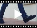 Video from Mocassins Camurça Atacador Entrelaçado Tamanhos Pequenos