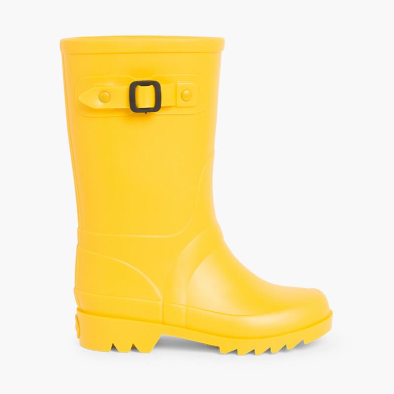 b746f016b55 Galochas para Crianças com Fivela - Sapatos Online Pisamonas