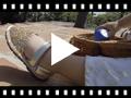 Video from Sandálias Menorquinas Glitter com Velcro