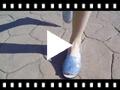 Video from Sandálias Menorquinas Glitter Menina e Mulher