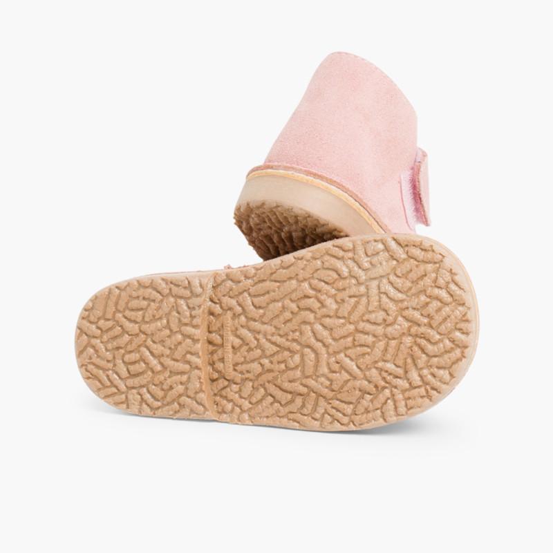 Botas Safari com Velcro