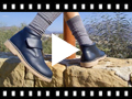 Video from Botas Safari Pele com Velcro