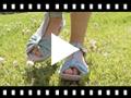 Video from Sandálias Rasas Menina Esparto