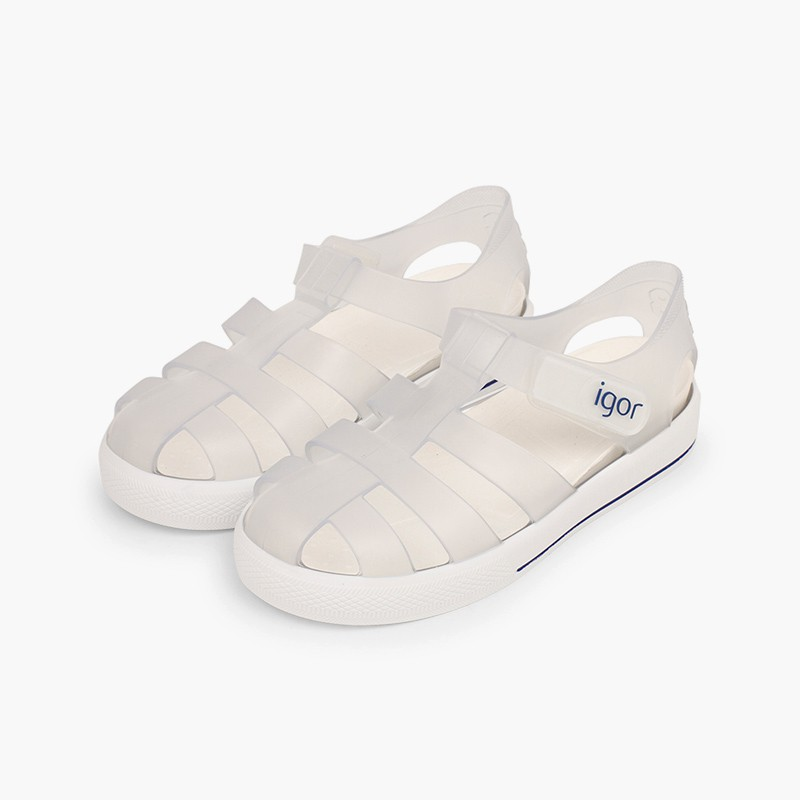 Sandálias de Borracha Igor Modelo Star