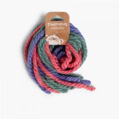 Fios de lã para o Cabelo