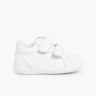 adc533b71d Ténis Desporto Bebés e Crianças Branco
