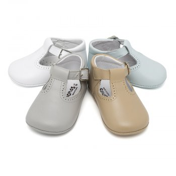 Pisamonas Sapatos de criança