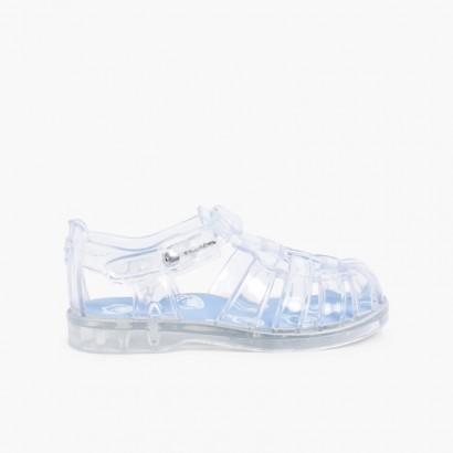 Sandálias de Borracha Pisamonas Edição Limitada Branco