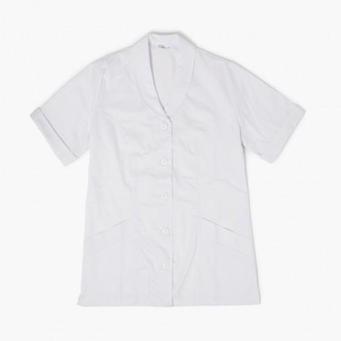 Blusa de Trabalho Branco