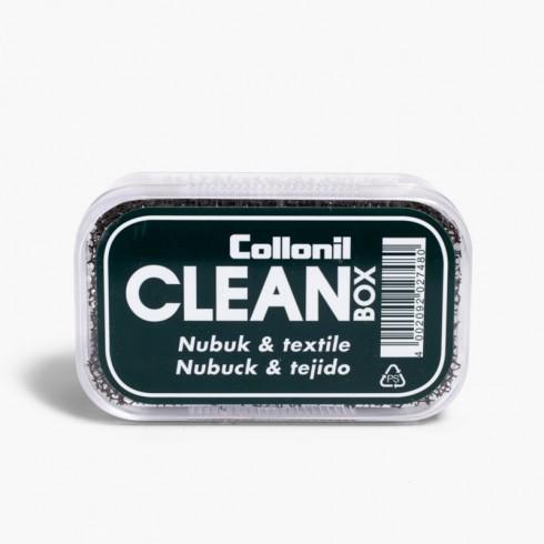 Esponja para Limpar Sapatos de Camurça, Nobuck e Tecidos Neutra