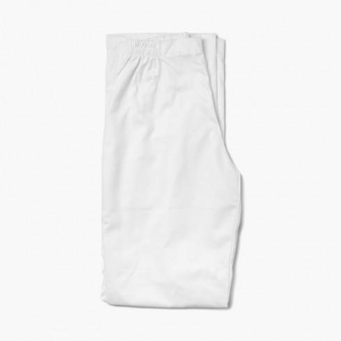 Calças de Trabalho Branco