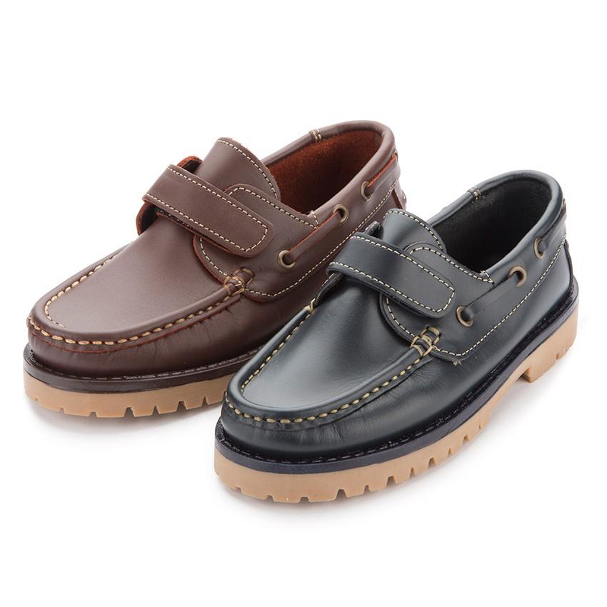 Sapatos de Vela com tiras aderentes
