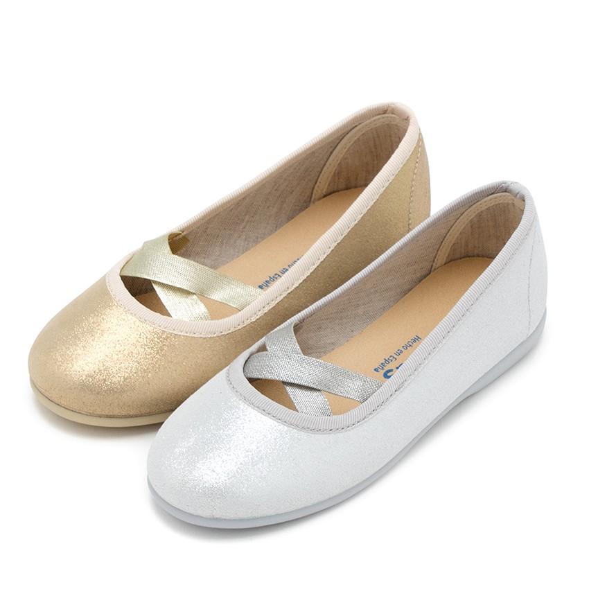 Sabrinas Menina estilo ballet com brilho