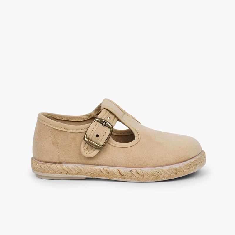 Sapatos Pepito Fivela Bamara e Juta