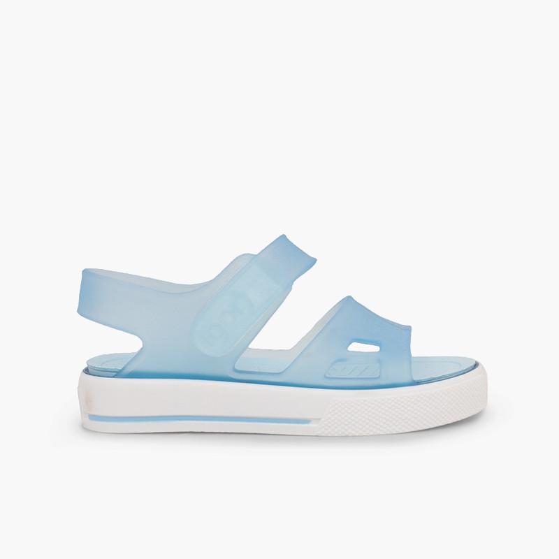 Sandálias de Borracha tipo Ténis Malibú