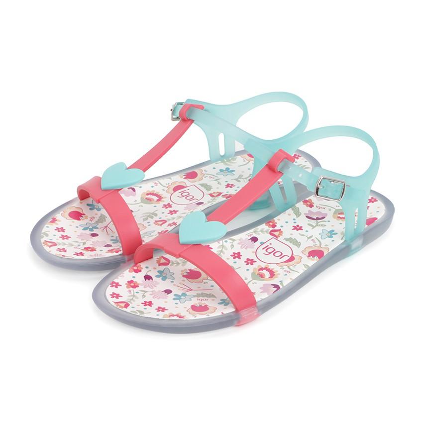 Sandálias de borracha Tricia Love