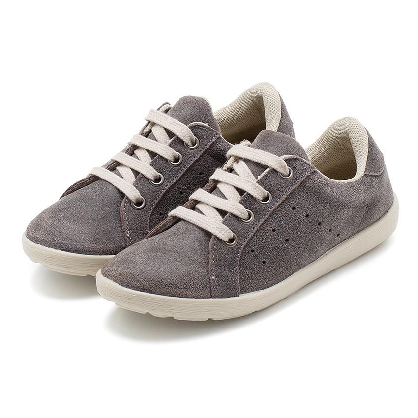 Ténis Sneakers para Crianças Camurça