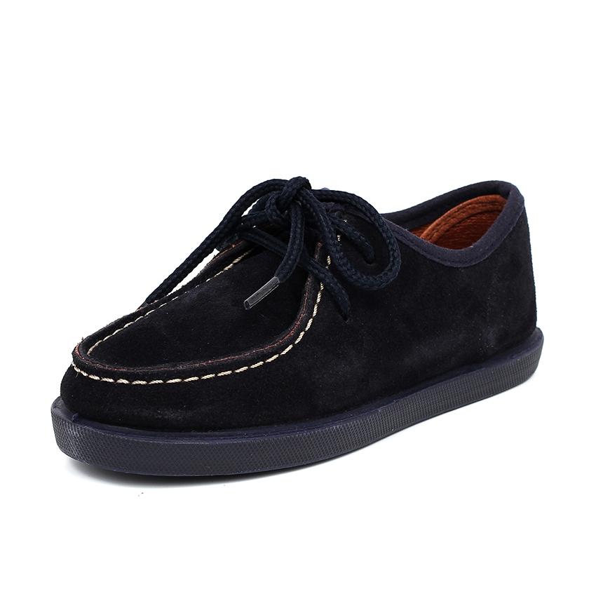 Sapatos de Vela de Camurça Crianças e Adultos