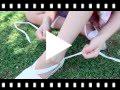 Video from Alpargatas Menina com Tiras