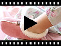 Video from Pantufas Bamara forro felpudo