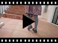 Video from Sapatos tipo Camurça Norteñas com Laço