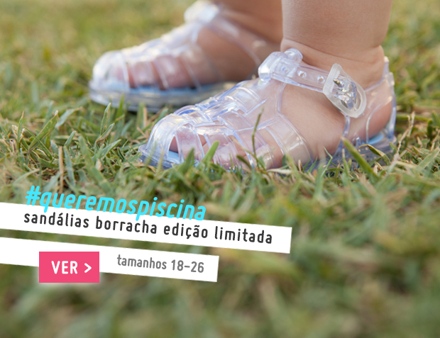Sandálias de Borracha Pisamonas Edicao Limitada Colecao Primavera Verao
