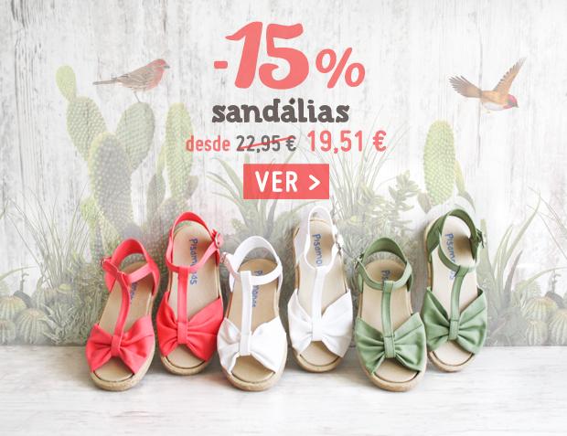 Sandálias Saldos Primavera Verão 2017