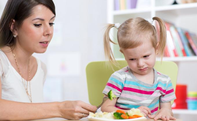 Truques para que as crianças comam bem