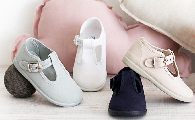 Sandálias para bebé