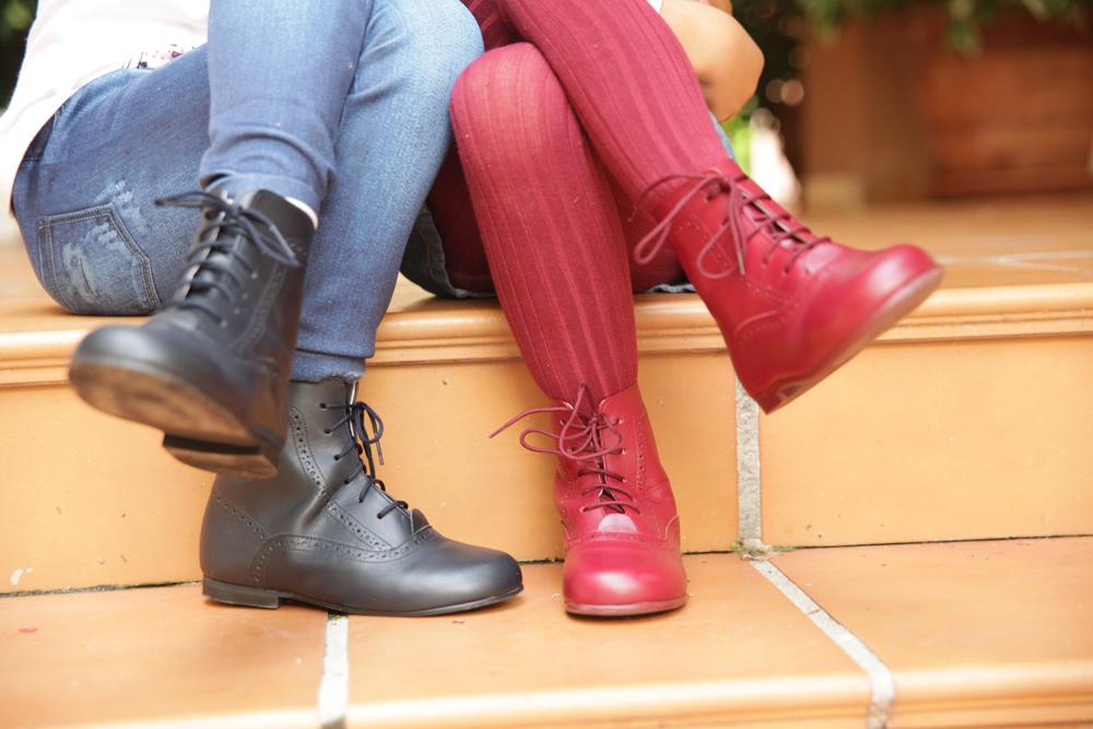 Como limpar botas de pele de maneira simples