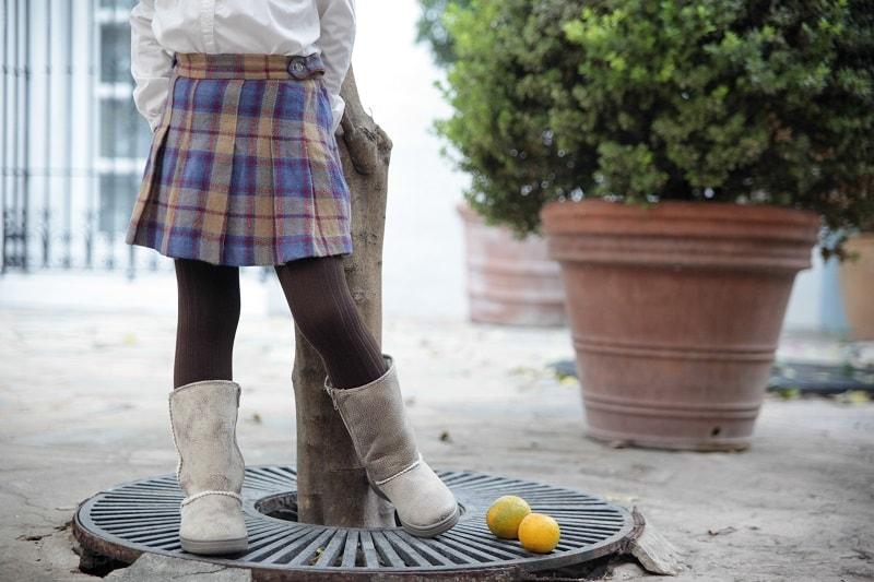 A moda das botas australianas