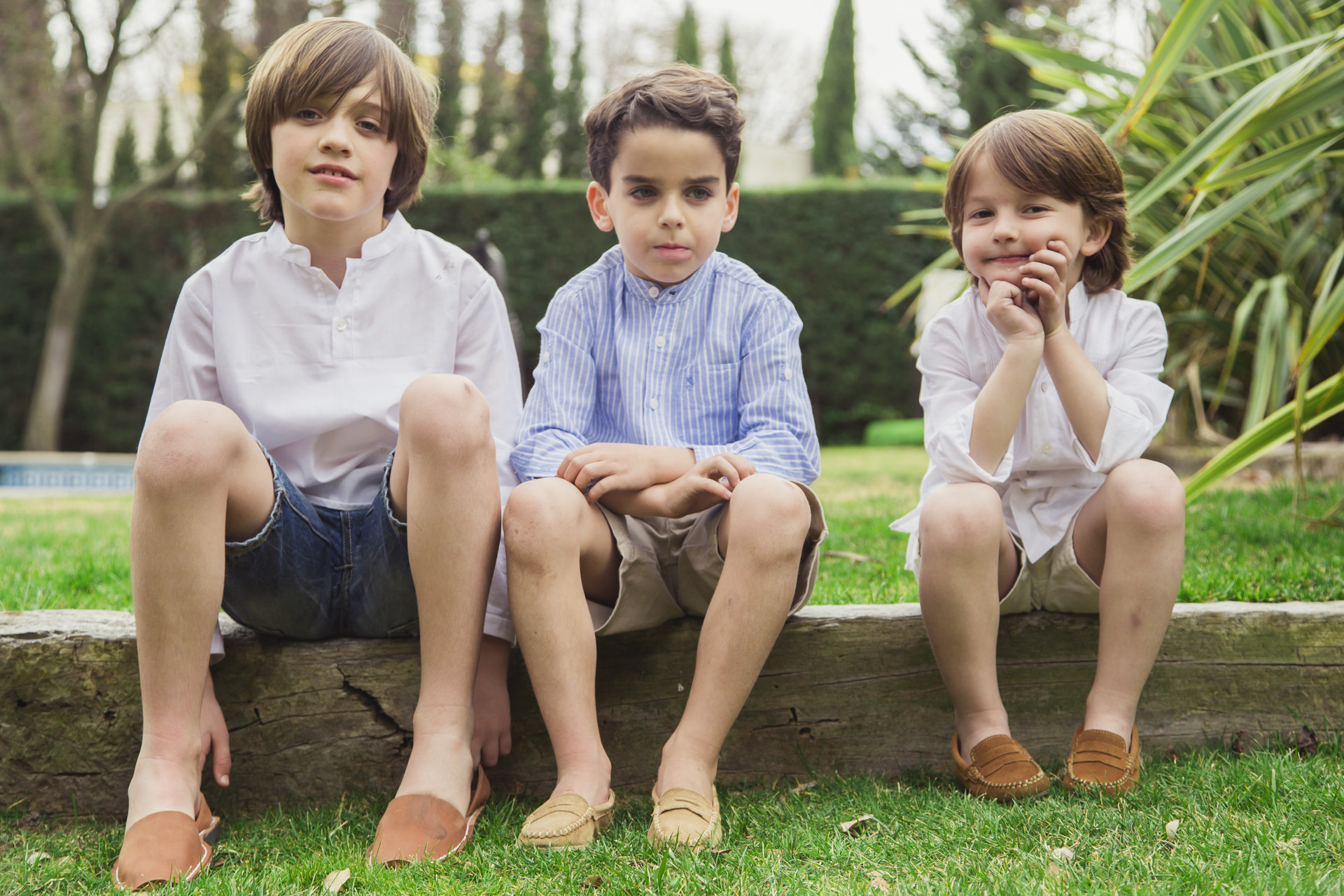 Sapatos meninos Verão Pisamonas