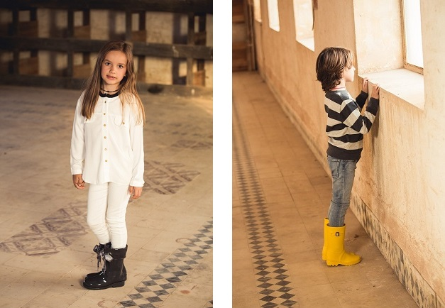 3627050b2ed Galochas de criança para looks perfeitos para a chuva!