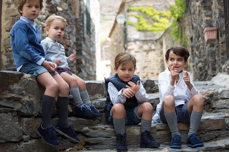 Tendências de Moda para Crianças