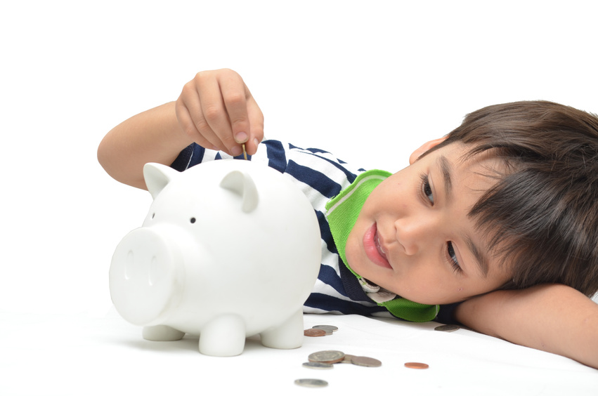 Como ensiná-los a gerir o seu dinheiro