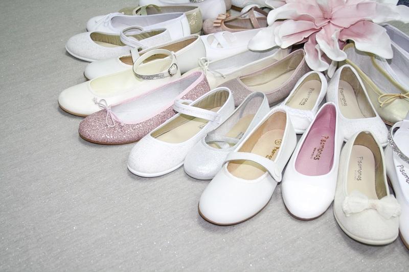 Sapatos Primeira Comunhão Menina 2017