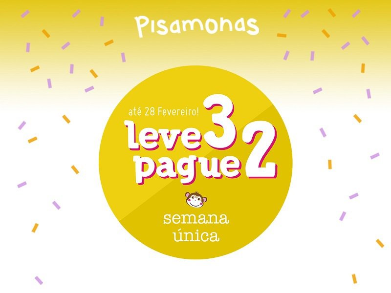 Leve 3, Pague Pisamonas 2019