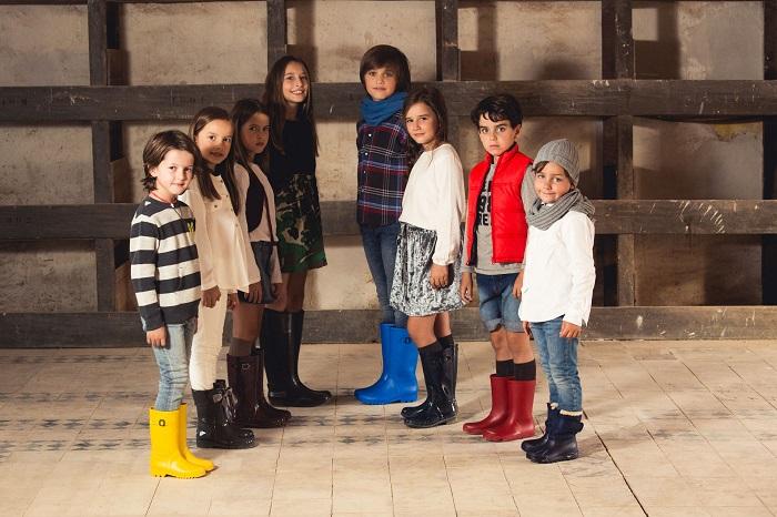 4dc7ffacc2d Galochas de criança para looks perfeitos para a chuva!