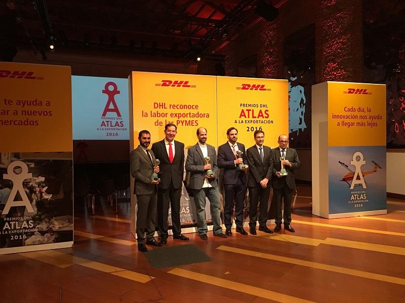Prémios DHL Atlas Exportação